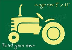 Tractor Template Printable by Tractor Stencil Printable Clipart Best