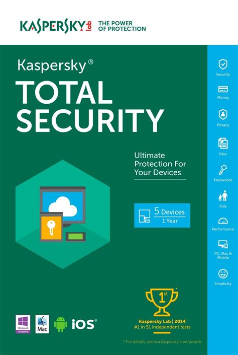 Kaspersky Security Kis 2018 1pc 1user 1 Pc User kaspersky total security review 2018 review rating