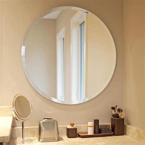 18 inch wide bathroom mirror 28 images frameless shop moen amazon com howard elliott 36005 frameless mirror round
