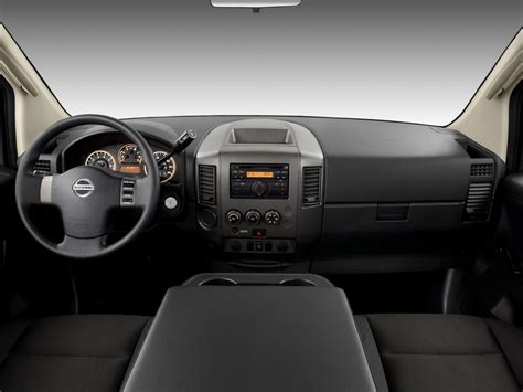 nissan titan interior 2008 nissan titan reviews and rating motor trend