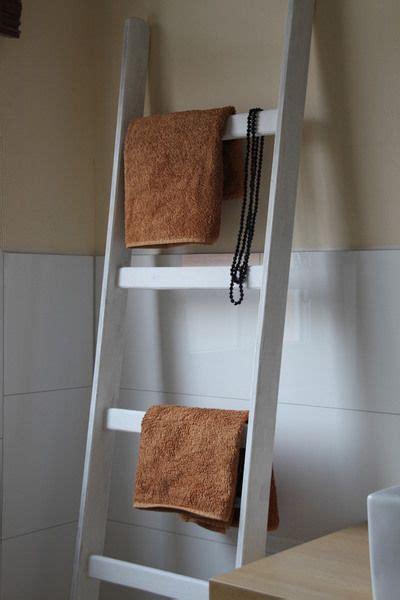 Dekoleiter Badezimmer by Die Besten 25 Dekoleiter Ideen Auf Leiter