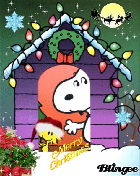 merry christmas love snoopy picture  blingeecom