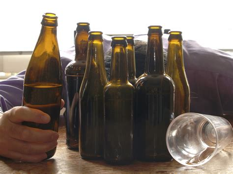 Detox From Binge by Do Dumber Guys Drink More Cbs News