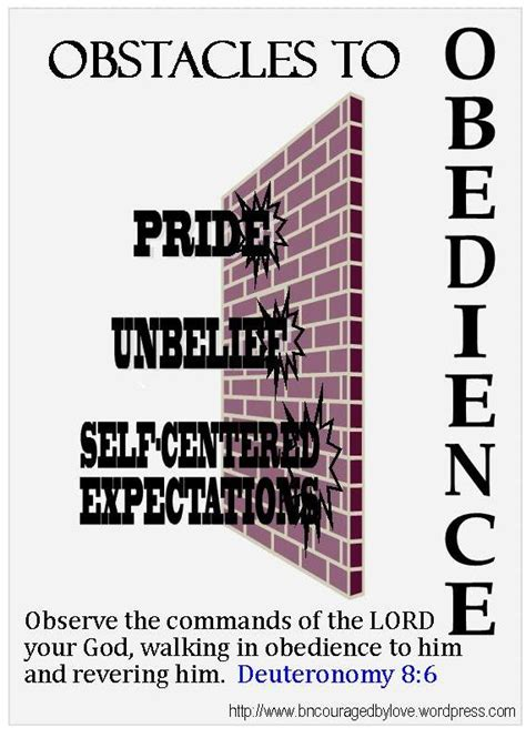 how to a to be obedient obedience or sacrifice redemption