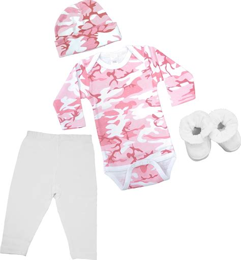 Baby girl clothes pink camo baby n toddler