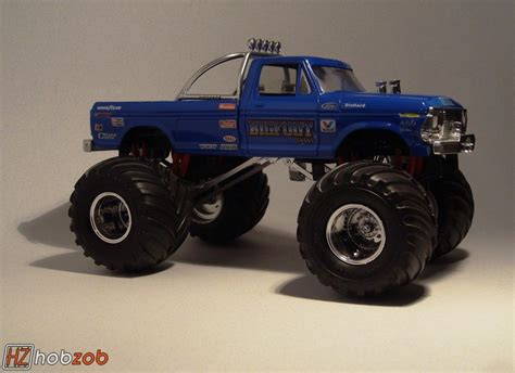 bigfoot truck model original 1979 ford bigfoot this kit needs to be reissued