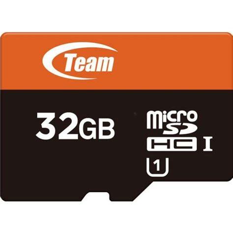 Memory Team team micro sd 32gb hc memory card price in bd ryans