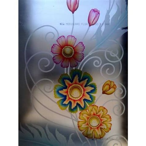 glass designs painted glass designs flower design glass manufacturer from coimbatore