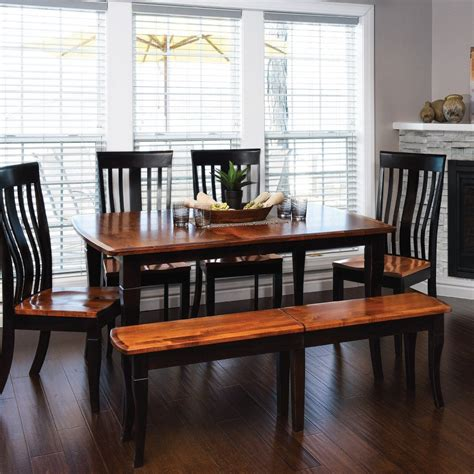 amish dining room table newbury leg extension table amish dining tables amish