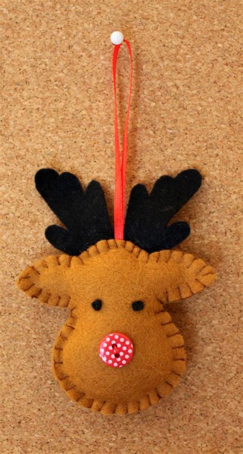 christmas felt crafts parte 1 okay so this is some