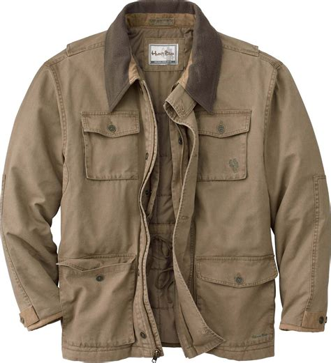 Jacket Parka Bahan Canvas hunt bum canvas jacket legendary whitetails