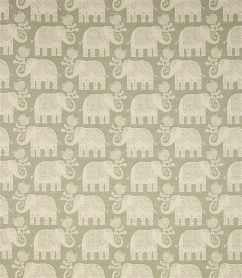 Elephant Upholstery Fabric by What S Not To About This Elephant Fabric Great