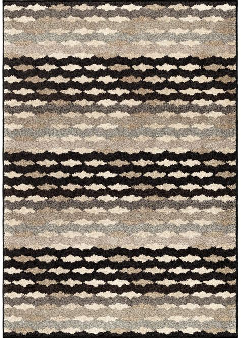 Large Gray Area Rug American Heritage Stripes Eureka Gray Large Area Rug From Orian Coleman Furniture