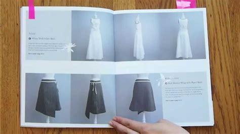 japanese pattern book review stylish skirts japanese sewing pattern book review