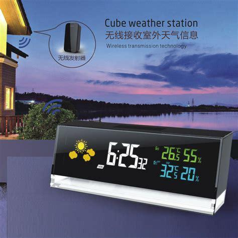 Sale Termometer Digital Merk Crown ultronic weather station manual