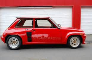 Renault R5 Turbo 2 For Sale Renault R5 Rocket On Ebay Wired