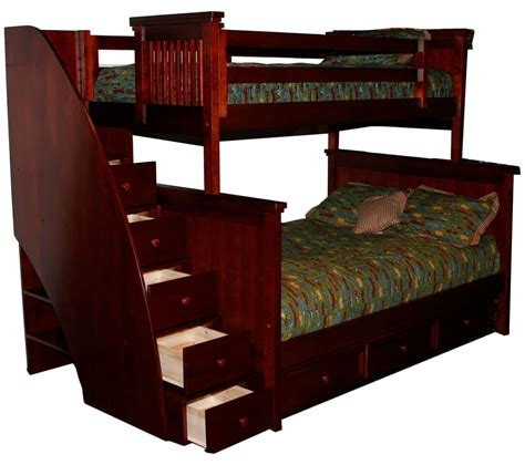 bunk bed boards twin full bead board bunk bed w staircase trundle storage unit espresso available in 5 colors yelp