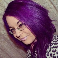 how to color hair purple how to dye your hair purple no hairstyles