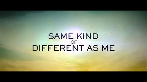 movie trailers same kind of different as me 2017 same kind of different as me trailer 2 2017 youtube