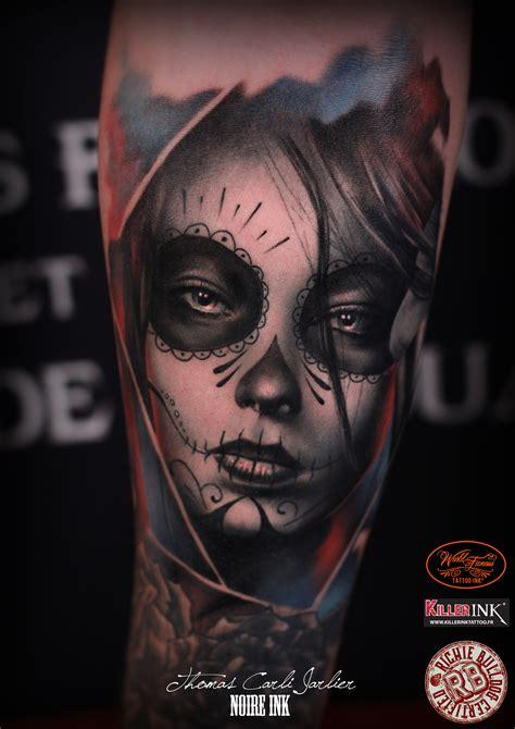 muerte tattoo ink parlour ink
