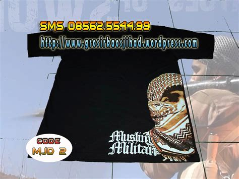 Harga Grosir Kaos T Shirt We Are Ac Milan kaos mjd brand grosir kaos jihad distro muslim