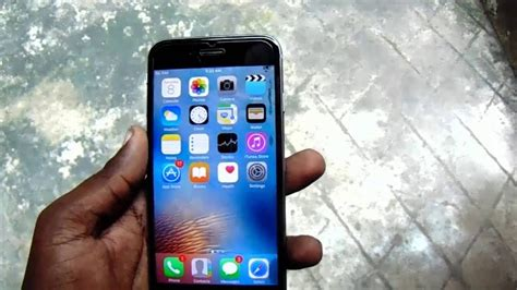 iphone 6 6 6s 6s display touch not working or not responding fix
