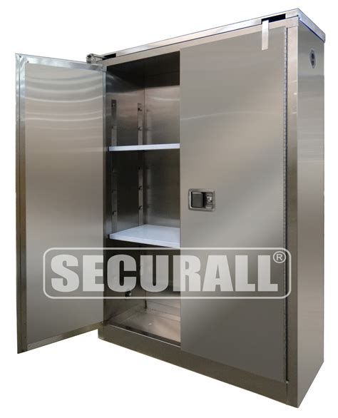 stainless steel storage cabinets securall a a sheet metal products stainless steel