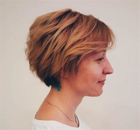 easiest to care for layered short hairstyles 50 cute and easy to style short layered hairstyles