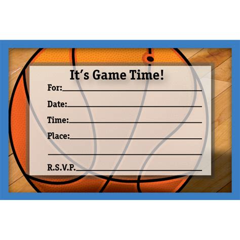 basketball ticket template free 5 best images of free printable basketball birthday