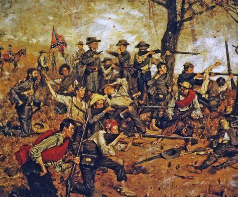 19th century american paintings civil war