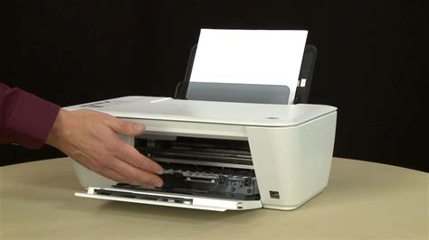 How To Make Printer Paper Look - fixing a paper jam hp deskjet 2540 all in one printer