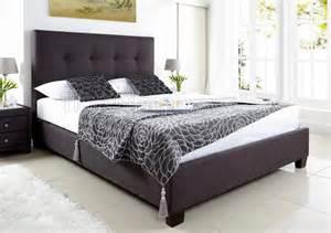 Ottoman Storage Bed Kaydian Walkworth Ottoman Storage Bed Slate Fabric Ottoman Beds Storage Beds Beds