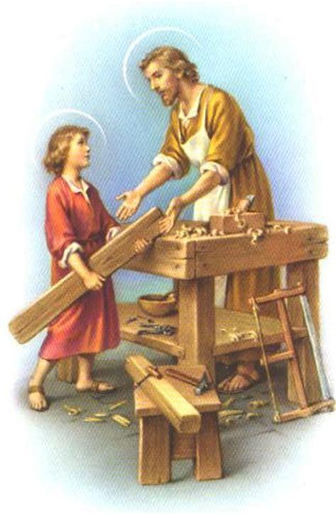 imagenes de jesucristo trabajando ntro p san jose