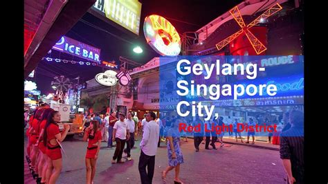 singapore red light district geylang singapore city singapore world s best red light