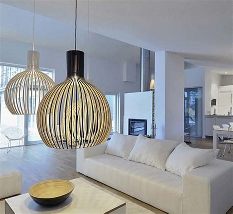 modern living room light fixtures contemporary scandinavian pendant lights by secto design