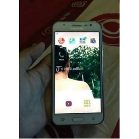 Second Hp Samsung J5 hp samsung murah galaxy j5 white 4g lte amoled seken