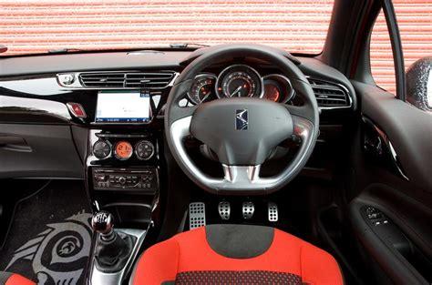 citroen ds4 interior ds 3 2010 2015 review 2016 autocar