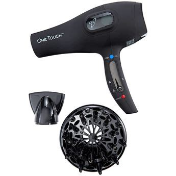 Sally Supply Ionic Hair Dryer ion one touch ionic dryer
