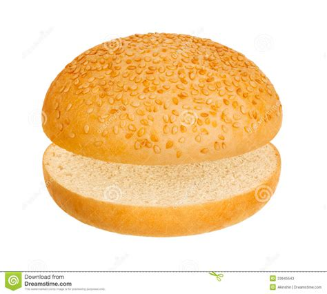 pictures of bun hamburger bun clipart