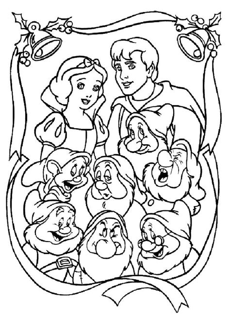 snow white coloring pages pdf snow white and the seven dwarfs coloring pages coloring home