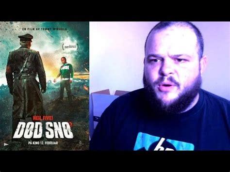 film zombie comedy 2014 dead snow 2 red vs dead 2014 movie review horror