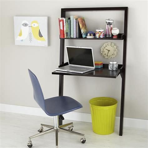leaning wall desk leaning wall desk with plans diy home furniture tutorials