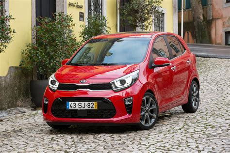 New Kia Turbo All New Kia Picanto To Be Offered With 1 0 Litre Turbo