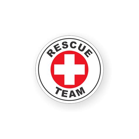 Promo Go Team Logo Cutting Stiker 1 products more decals rescue team hat decals