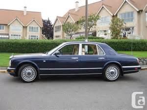 2000 Rolls Royce Silver Seraph 2000 Rolls Royce Silver Seraph For Sale In