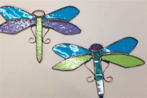 Stained Glass For Beginners by Created By Beginners Stained Glass With Jen Mcewan