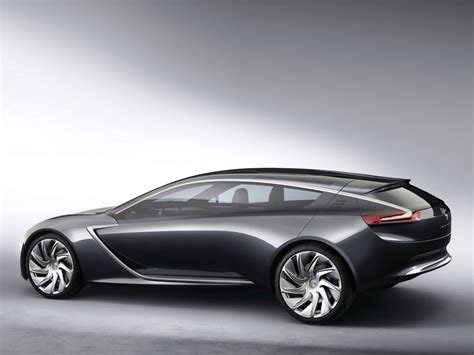 opel vauxhall monza concept pictures and details released