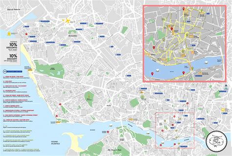 map of porto car rental porto station car hire when arriving at