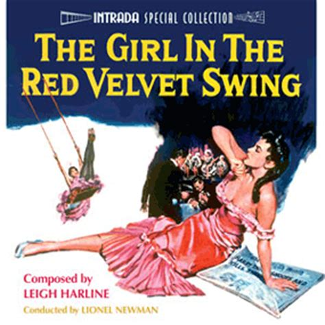the girl in a swing film girl in the red velvet swing st valentine s day
