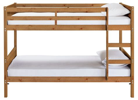 detachable bunk beds detachable bunk bed with 2 ashley mattresses pine